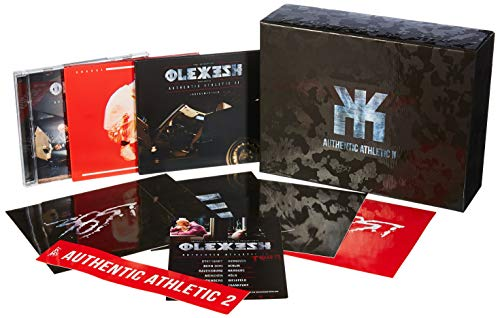 Authentic Athletic 2 (Ltd.Deluxe Box)