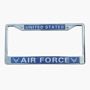 Best usaf license plate frame Reviews