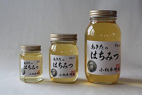 小松養蜂場『あきたのはちみつアカシア』