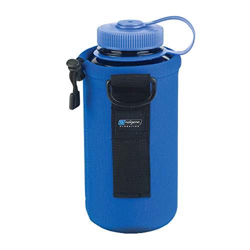 Nalgene Cool Stuff Neoprene for 32 Oz Bottle, Blue,Black/Blue