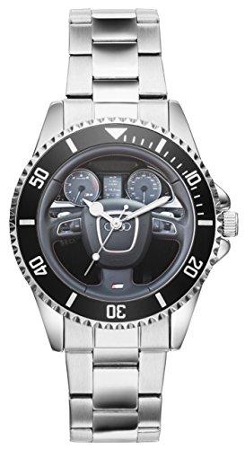 Regalo para Audi S5 Fan Conductor Kiesenberg Reloj 10104