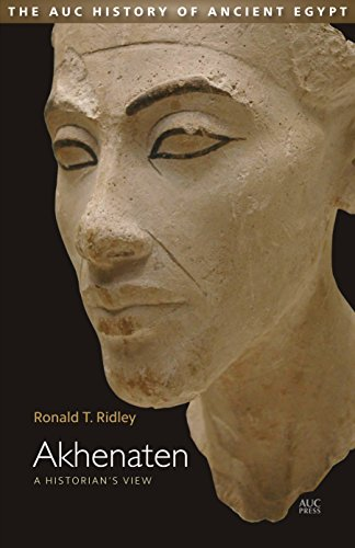 Akhenaten: A Historian's View (Auc History of Ancient Egypt)