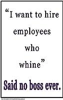 ポスター #329 面白い 教室 管理 ポスター 学生 ウィニング