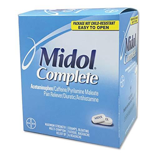 Midol Menstrual Complete 50 caplets