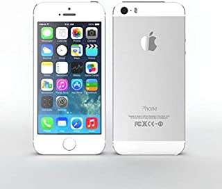 Apple iPhone 5S with FaceTime - 16GB, 4G LTE, Silver