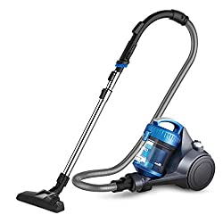 Eureka WhirlWind Bagless Canister Vacuum Cleaner For Carpets And Hard Floors