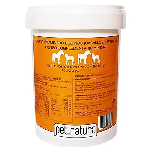 PETNATURA Calcium Vitamin-Enriched Equine 1000 Gr