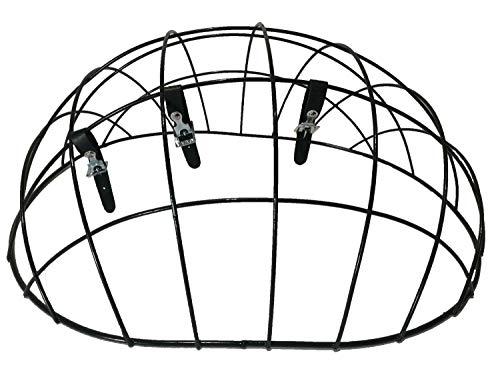 Lovinbirds  Gitter Deckel für Hundefahrradkorb Fahrradkorb für Hunde vorne hinten