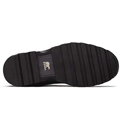 Sorel Madson Chukka Waterproof Boot - Men's Black/Black, 7.0
