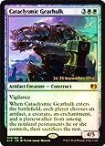 Magic The Gathering - Cataclysmic Gearhulk (009/264) - Prerelease & Release Promos - Foil