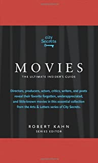 Movies: From the Arts and Letters Series of City Secrets
