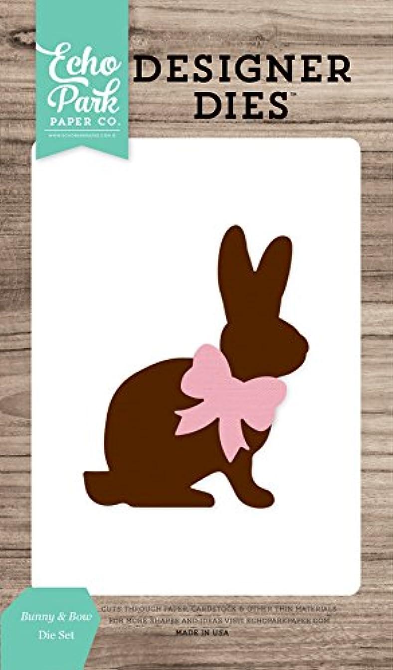 Echo Park Paper Company Bunny & Bow Die Set