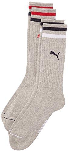 PUMA Clyde Socks 2P, Calzini Sportivi Unisex