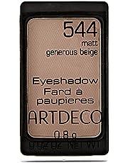 Artdeco oogschaduw, 1 g única 544 mat generous beige