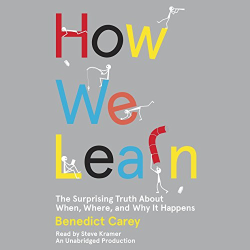 Couverture de How We Learn