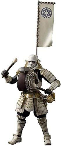 LPJPCR Star Wars La Fuerza Despierta el Samurai Taisho Darth Vader Muerte Star Armor Ashigaru Boba Fett Toy Toy Figure Modelo