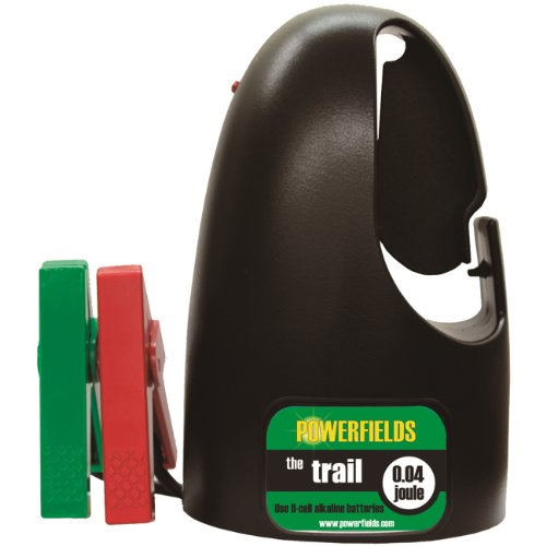 Powerfields B2D The Trail Electric Fence Charger