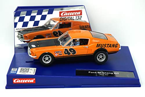 Carrera Digital 132 30722 Ford Mustang GT No. 49