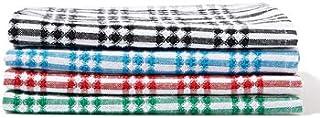 White Rose RK 1184 Pieces Assorted Kitchen Towel Set, Multicolour - 45x70 cm