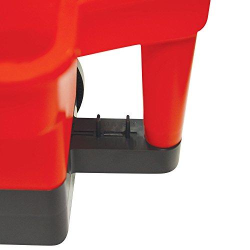 HECHT Universal-Streuer 33 Handstreuer Düngerstreuer Salzstreuer mit ca. 3 Liter Fassungsvermögen;;;;; - 7