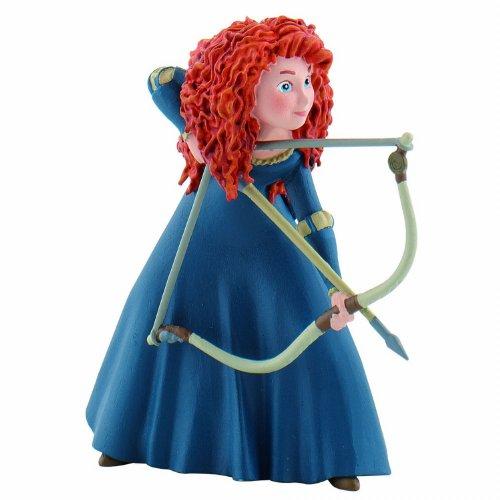 Bullyland 12827 - Walt Disney Ribelle The Brave - Merida con Arco