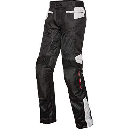 FLM Motorradhose Sommer Sports Textilhose 6.0 schwarz M, Herren, Sportler