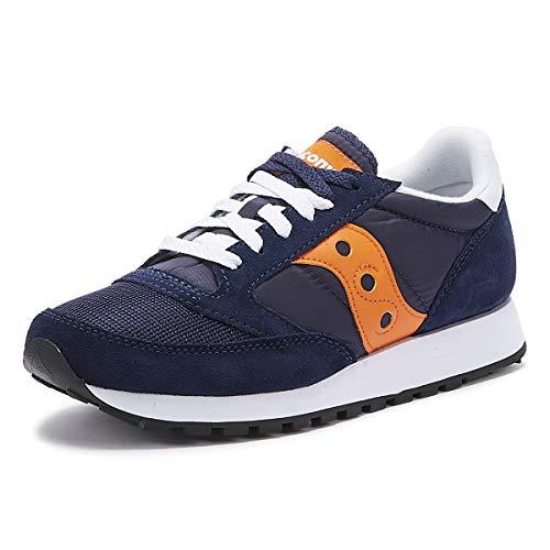 Saucony Herren Jazz Original Vitnage Sneakers, Blau (Azul Marino 81), 44 EU