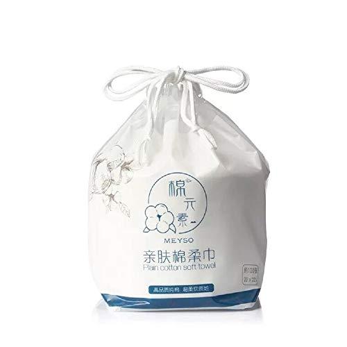 accessori da viaggio in cotone compresso facili da trasportare espandibili Ruihua 50 asciugamani usa e getta in tessuto non tessuto compresso mini asciugamani per la pulizia del viso