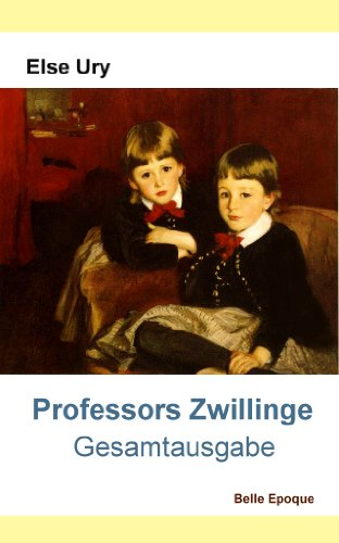 Professors Zwillinge - Gesamtausgabe