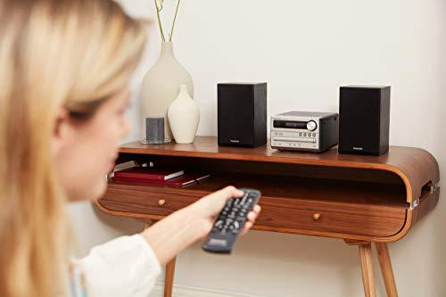 Panasonic SC-PM250BEBS Bluetooth Micro Hi-Fi System with Wireless Technology
