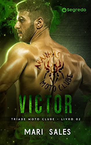 Victor (Tríade Moto Clube Livro 2) por [Mari Sales]