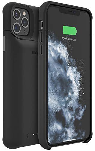 Mophie Juice Pack Access Schutzhülle mit integriertem Akku für iPhone 11 Pro Max (schwarz) 401004413