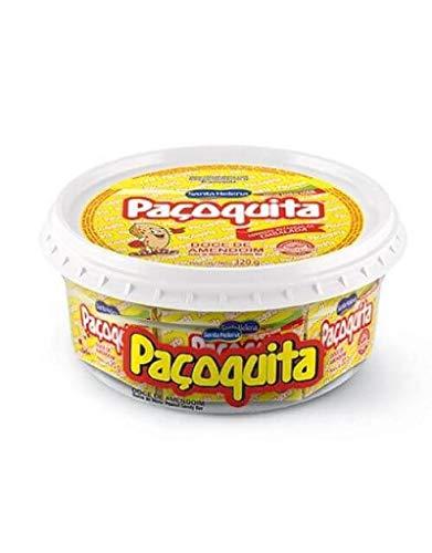 Paçoquita Doce de Amendoim 320g | Ground Peanut Candy bar 11.2oz