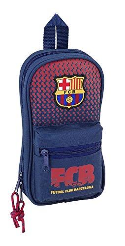 FC Barcelona Etui, blauw en korrel, 23 cm (411825747)