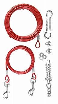 Trixie Kit Câble d'Attache pour Animaux