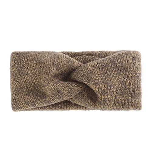 TLBBJ Accesorios para el cabello con nudo de punto para las mujeres Otoño Invierno Niñas Accesorios para el cabello Diadema elástica para el pelo Accesorios para el cabello Casual (Color: 0004 f)
