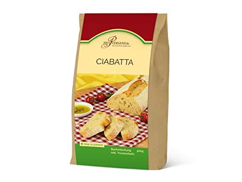 Backmischung Ciabatta 500g inkl. Hefe (7,98 €/ 1 kg)