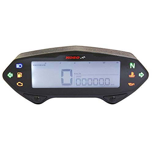 Koso Multifunctional Speedometer DB-01R