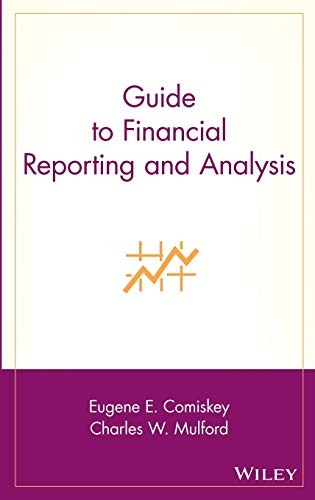 Guide to Financial Reporting and Analysis