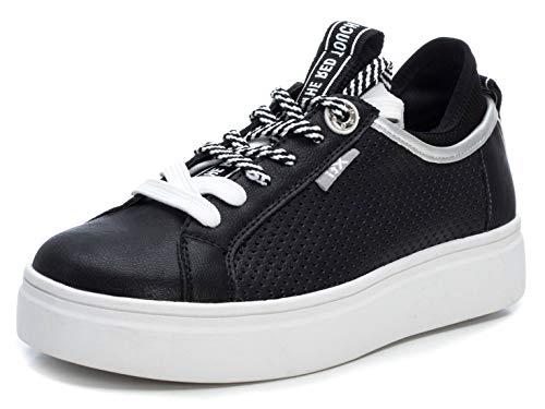 XTI 44069.0, Zapatillas Mujer, Negro (Negro Negro), 38 EU