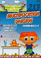 Stepping Stones to Learning: Mult - Division [DVD] [Import]