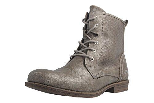 MUSTANG Shoes Boots in Übergrößen Grau 1157-549-258 große Damenschuhe, Größe:43