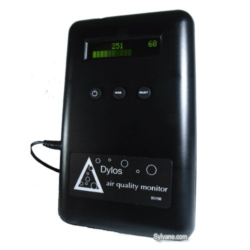 Dylos Standard Laser Air Quality Monitor (STD)