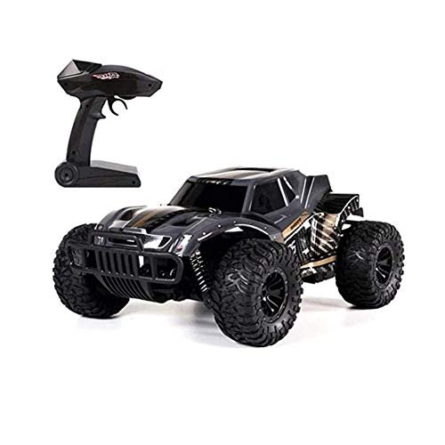 BAOZUPO 1/16 4WD Radio Control Remoto Off Road 2.4GHz RC Car Electric RC Buggy 25 km/h Monster High Speed ​​Rock Rock Crawler Truck RTR Neumáticos Regalo para Niños Adultos