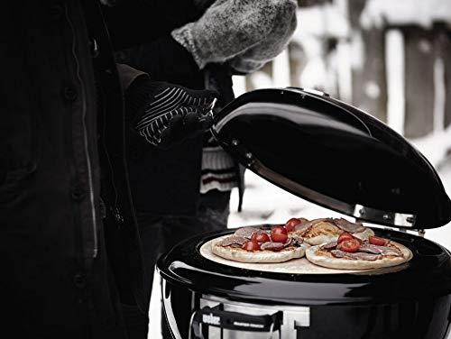 Weber Zubehör Pizzaofen für Holzkohlegriller 57 cm Nr. 6520 letztes Stück