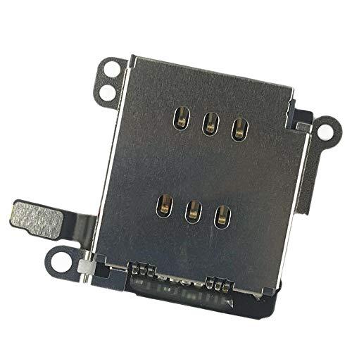 GinTai Dual-SIM-Kartenleser-Halter Fach Einschubmodul Flex Ersatz für i Phone XR