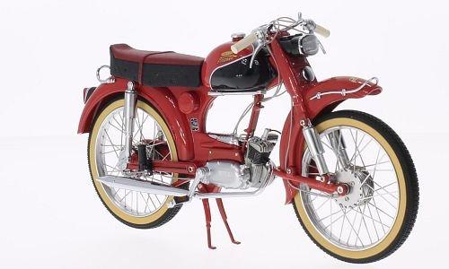Unbekannt Victoria Avanti, rot/schwarz , 1956, Modellauto, Fertigmodell, Schuco 1:10