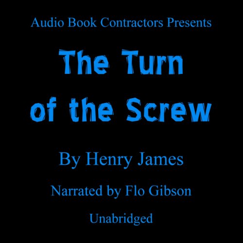 'The Turn of the Screw' and 'The Third Person' audiobook cover art