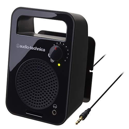 audio-technica モノラルアクティブスピーカー ブラック AT-MSP56TV BK