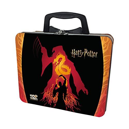 Top Trumps Tin Witches & Wizards Lata para Brujas y Magos de Harry Potter, Color 30 (WM00043-EN1-6)